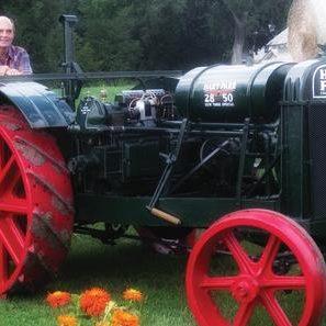 Oliver Motor Hart Parr
